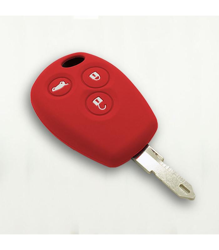 Housse silicone pour clé Renault