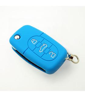 Housse silicone pour clé Audi