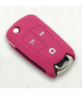 Housse silicone pour clé Opel