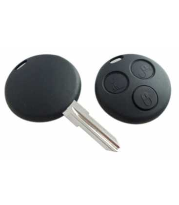 Coque compatible Smart 3 boutons