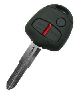 Coque Mitsubishi 3 boutons