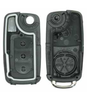 Coque compatible Volkswagen 3 boutons