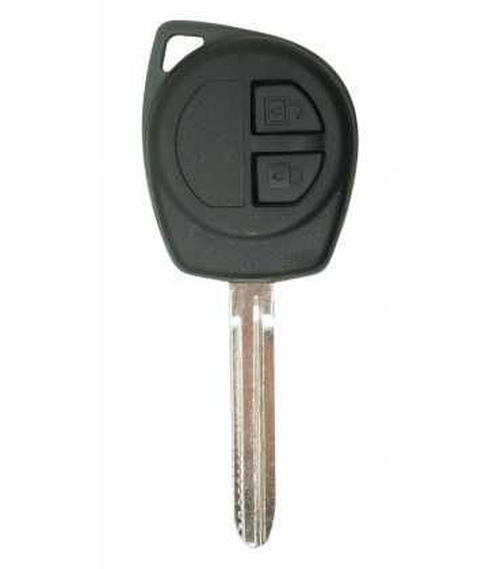 Coque compatible Suzuki 2 boutons