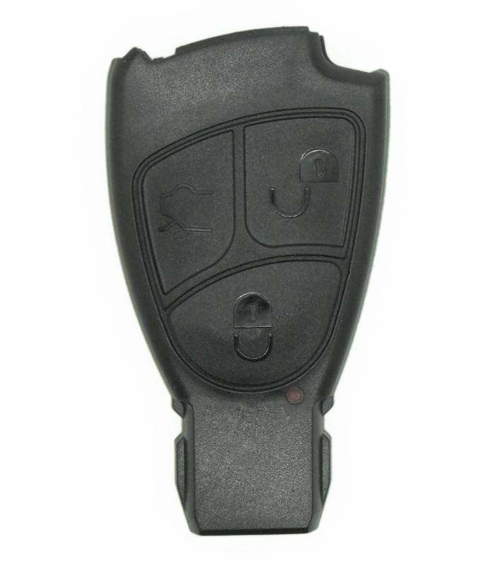 Coque Mercedes 3 boutons compatible