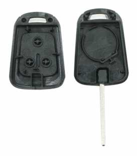Coque compatible Opel, Chevrolet 3 boutons