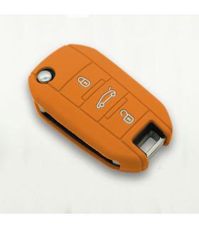 Housse silicone pour télécommande Peugeot