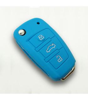 Housse silicone pour télécommande AUDI