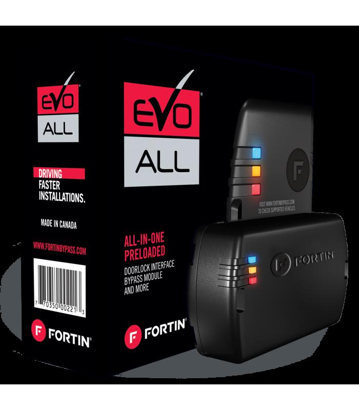 EVO-ALL, module d'interface et de données universelles tout-en-un