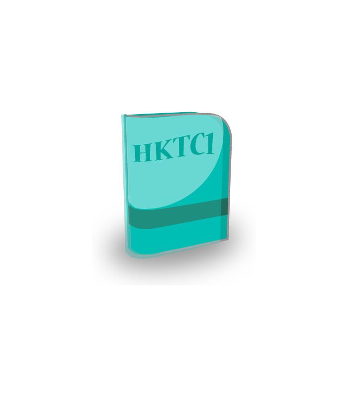 HKTC1 - Programme Hyundai / Kia