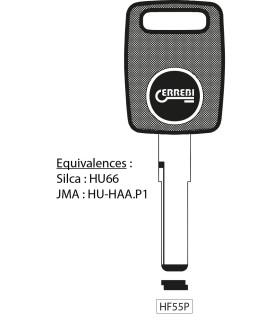 HF55P - Clé à transpondeur