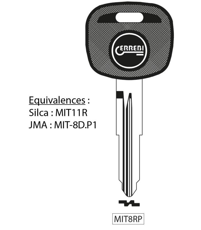 MIT8RP - Clé à transpondeur