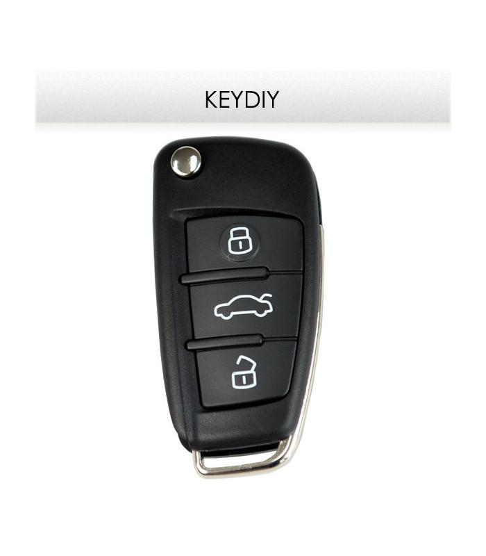 B02 Télécommande voiture universelle Keydiy 3 boutons