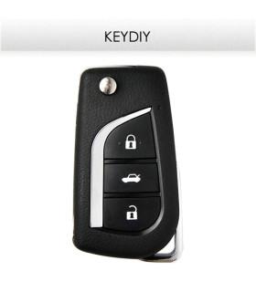 B13 Télécommande voiture universelle Keydiy 3 boutons