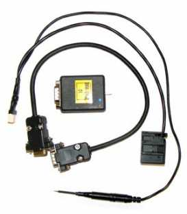 Cable D1 - Lecture immo BMW EW3