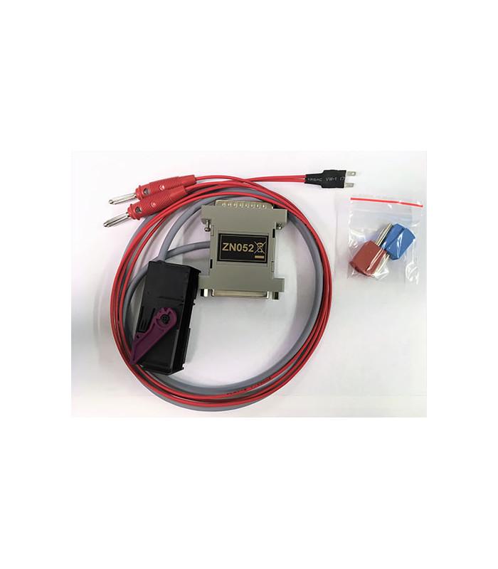 Câbles d'adaptation des pièces immo utilisés avec VN005