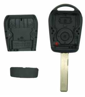 Coque compatible BMW 2 boutons