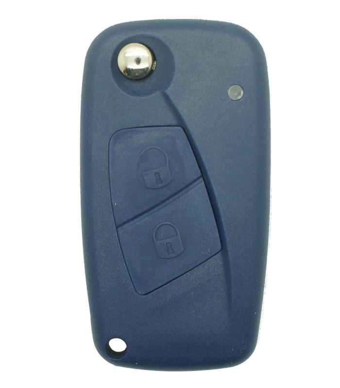 Coque compatible Fiat 2 boutons
