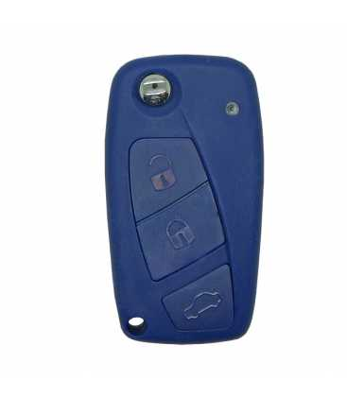 Coque compatible Fiat 3 boutons