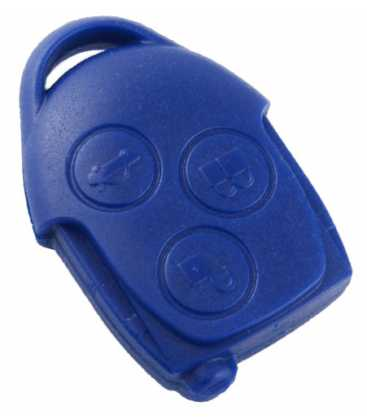 Coque compatible Ford 3 boutons