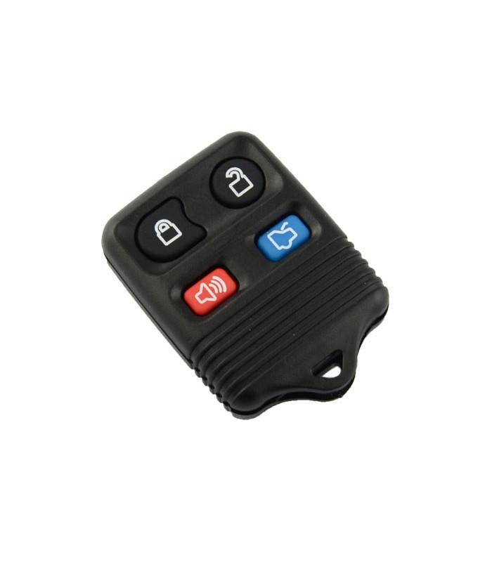 Boitier télécommande compatible Ford 4 boutons