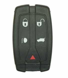 Coque compatible Land Rover Freelander 5 boutons