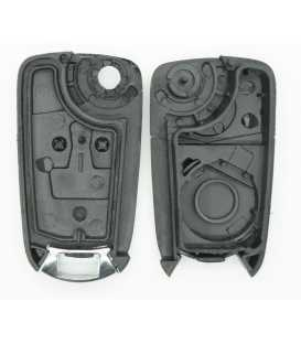 Coque compatible Opel 2 boutons