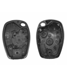 Coque compatible Renault 2 boutons