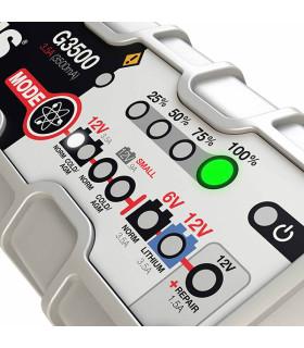 NOCO Chargeur batterie G3500EU 6V/12V 3.5 Amp