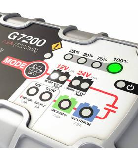 NOCO Chargeur batterie G7200EU 12V/24V 7.2 Amp