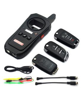 KD-X2, Dispositif de fabrication de télécommandes et fonctions transpondeurs