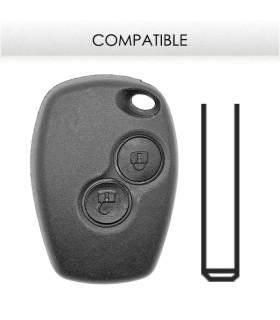 Télécommande compatible Renault Clio, Master, Kangoo, Modus, Twingo, NV400 PCF7946