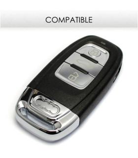 Télécommande pour Audi A4, A5, A6, Q5 de 2009 à 2015, 868 Mhz