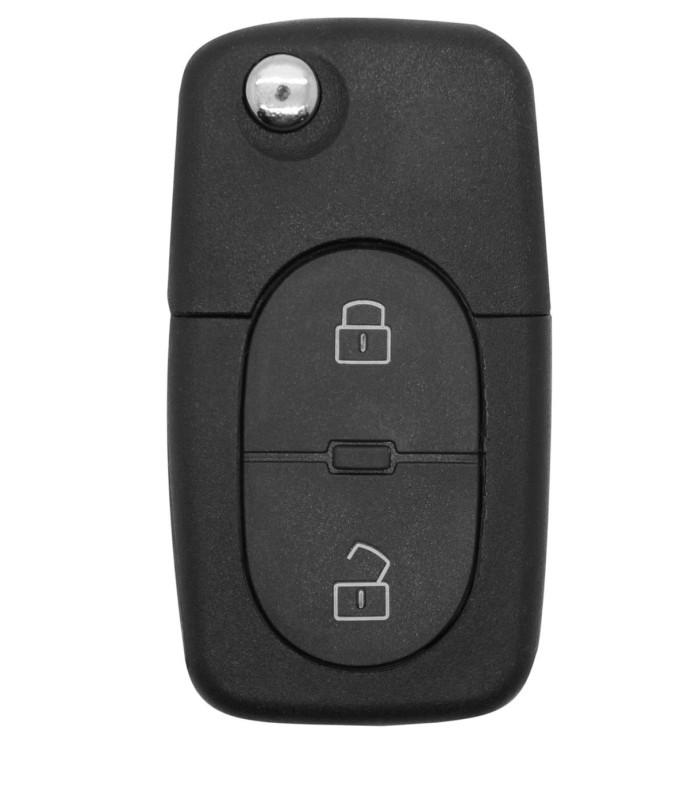 Coque compatible Audi - Volswagen 2 boutons