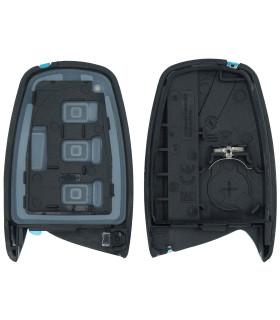 Coque Hyundai / Kia 3 boutons compatible