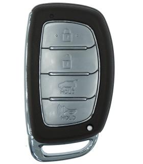 Coque Hyundai / Kia 4 boutons compatible