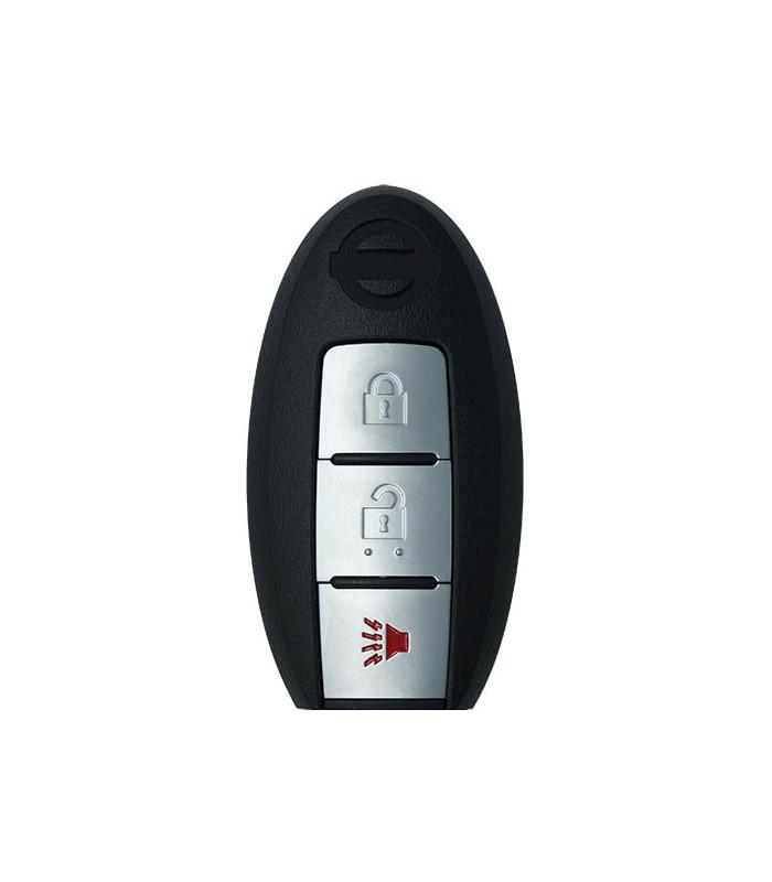 Boitier télécommande Nissan 3 boutons