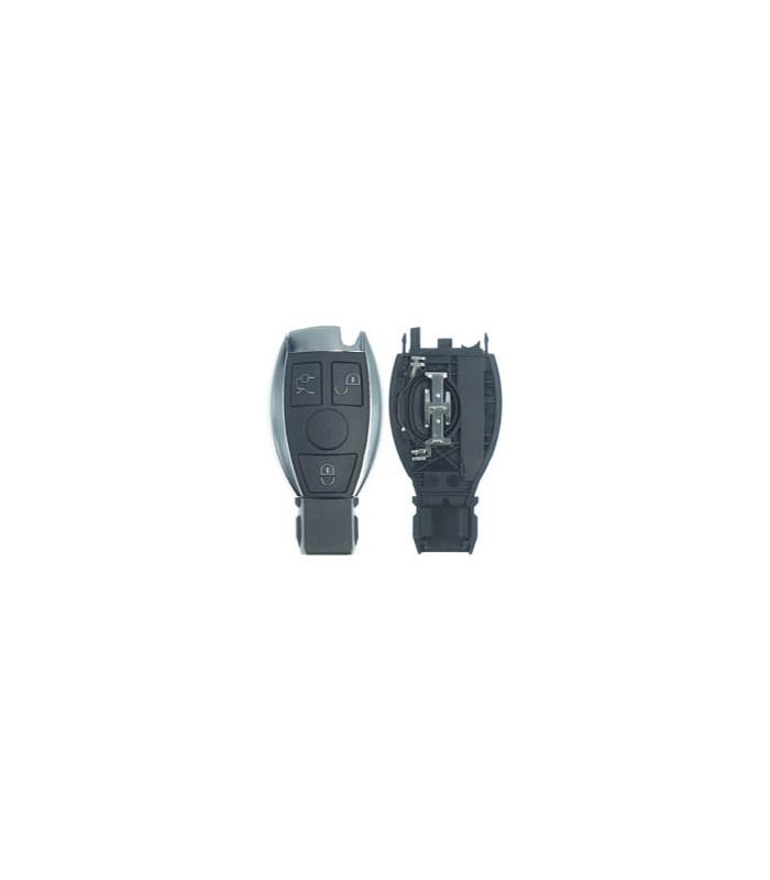 Coque 3 boutons compatible Mercedes BGA