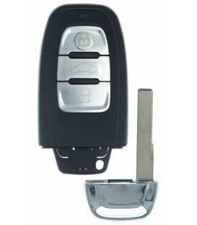 Coque compatible Audi 3 boutons