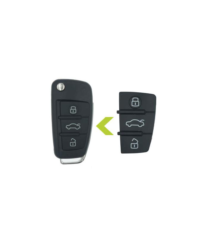 Boutons 3 touches pour Audi