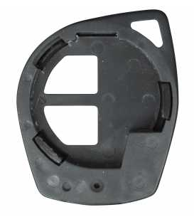 Coque Opel 2 boutons compatible