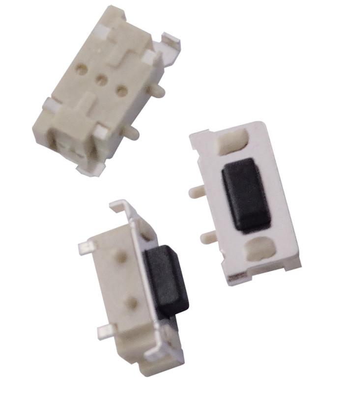 Switch 4 broches rectangle 3 x 6 x 3.5 mm - Lot de 5