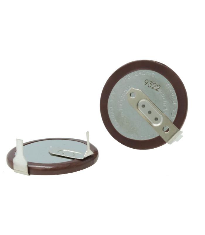 Pile rechargeable pour BMW / Mini / Land Rover - batterie VL2020 3V