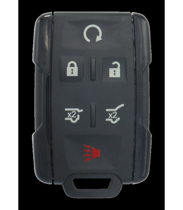 Coque compatible Chevrolet 6 boutons