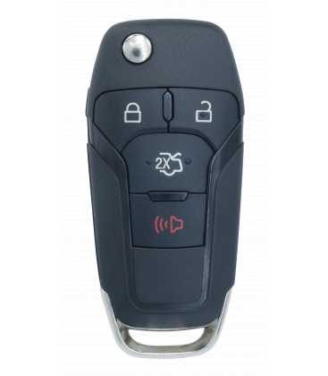 Coque compatible Ford 4 boutons