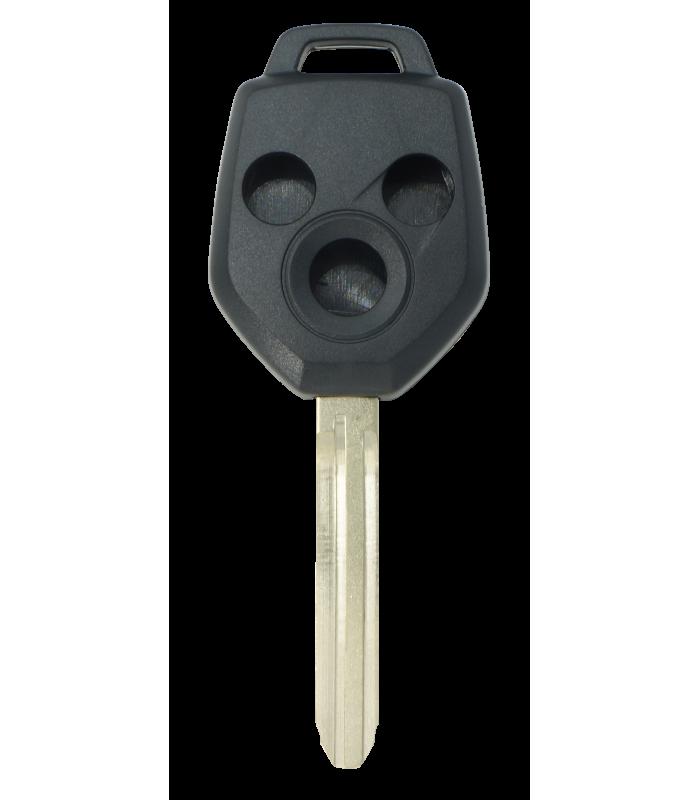 Coque compatible Subaru 3 boutons