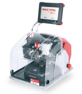 Ninja Total Machine de taille numérique