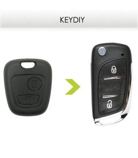 Télécommande keydiy compatible Peugeot 406 2001-2004