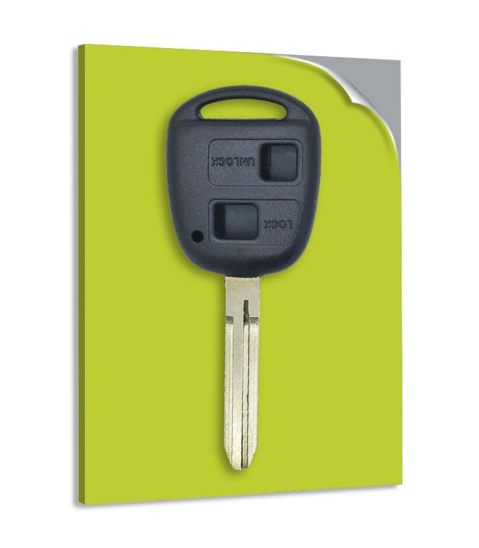 Programmation manuelle télécommande Toyota Corolla Verso de 2001 à 2006