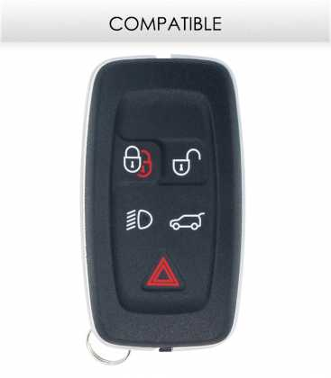 Télécommande compatible Land rover , Range Rover, Discovery, Sport 2009-2011