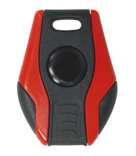 Tête universelle rouge pour ébauche de clé Keydiy